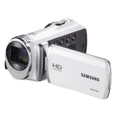 "SAMSUNG ELECTRONICS IBERIA S.A VIDEOCAMARA SAMSUNG F90 FULL HD PANTALLA 2,7"" 52X HMX-F90WP/EDC  BLANCO"