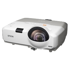 EPSON VIDEOPROYECTOR EPSON EB-425W LENTE ULTRACORTA DISTANCIA 3LCD / WXGA 1280X800 PPP / USB / 2500 LUMENS / 3000:1