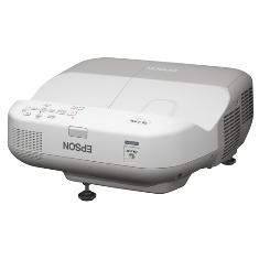 EPSON VIDEOPROYECTOR EPSON EB-475W LENTE ULTRACORTA DISTANCIA 3LCD / WXGA 1280X800 PPP / USB / 2600 LUMENS / 3000:1