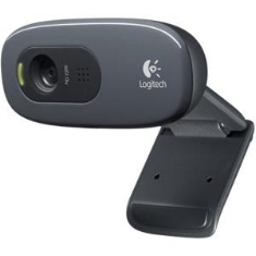 LOGITECH WEBCAM LOGITECH C270 HD 720P 3MP